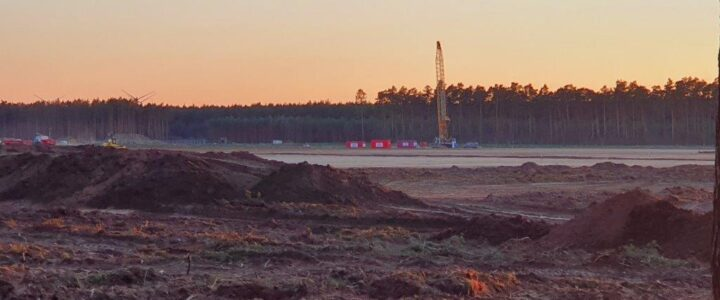 PM ÖDP Brandenburg: Kritik an Weiterführung bauvorbereitender Arbeiten an der Tesla-Gigafactory