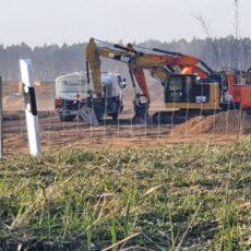 PM: Landesamt für Umwelt (LfU) Brandenburg toleriert Umweltverstöße durch Tesla
