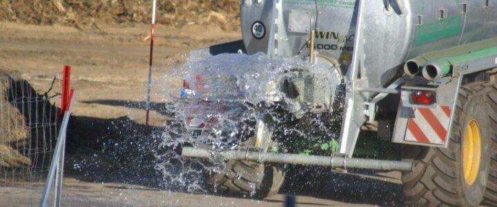 Aktuell: Massiver Wasserverbrauch auf Tesla-Gelände