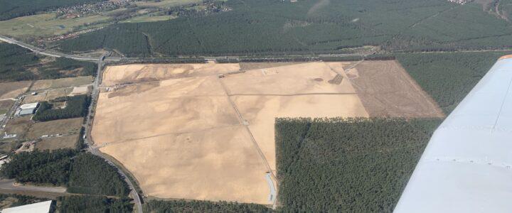 Tesla Ansiedlung in Grünheide darf nicht Blaupause für Deutschland werden